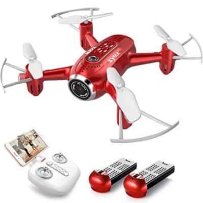 SYMA X22W Mini Drone with Camera