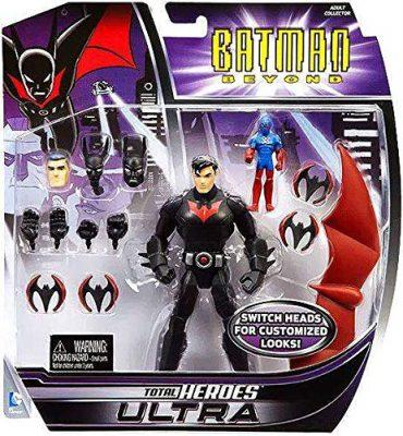 DC Batman Beyond Total Heros Exclusive Action Figure