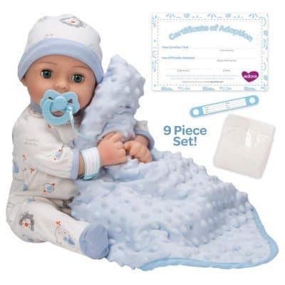 Adora Adoption Handsome Baby Doll