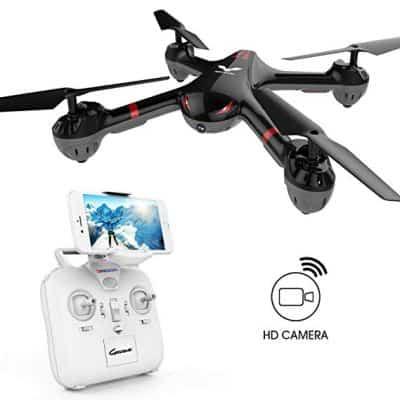 DROCON Quadcopter Drone with FPV Camera