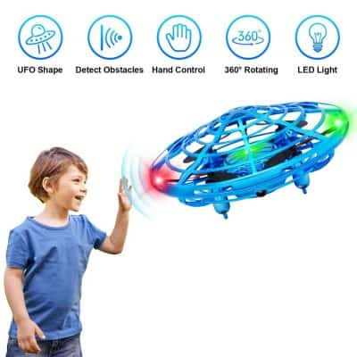 Flying Toys Drones for Kids