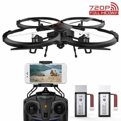 DBPOWER Quadcopter FPV Camera Drone