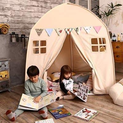 Love Tree Kids Play Tent Castle