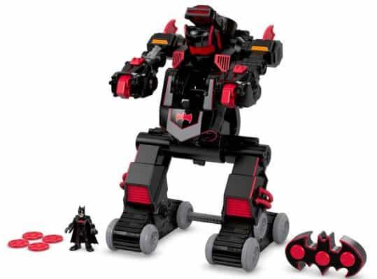 Fisher-Price Imaginext DC Super Friends, Transforming Batbot