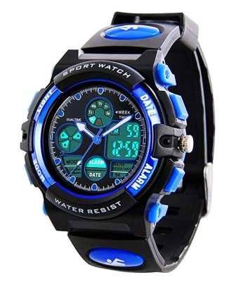 MSVEW Kids Sports Digital Watch