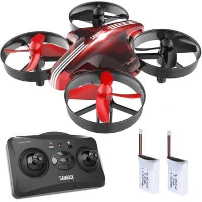 SANROCK GD65A Mini Drone Quadcopter 4.5