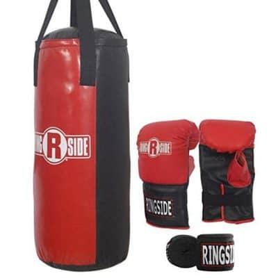 Ringside Youth 40-lb. Heavy Bag Kit