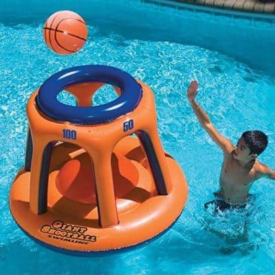 Swimline Giant Shootball Basketball Game