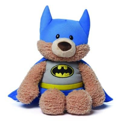 GUND DC Comics Batman Malone Teddy