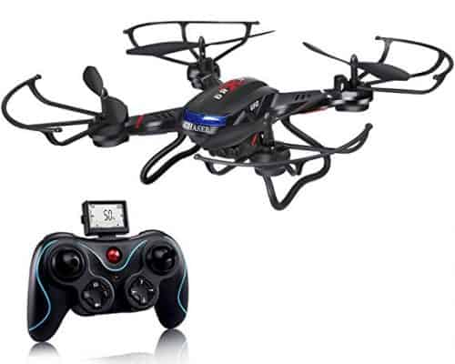Holy Stone F181C RC Quadcopter Drone with Camera