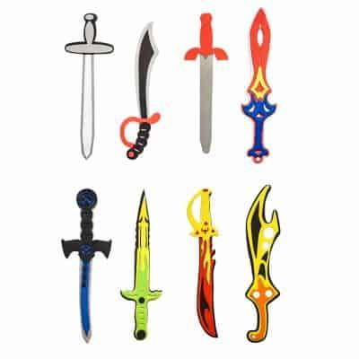 Super Z Outlet Assorted Foam Toy Swords