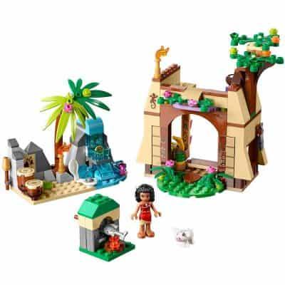 LEGO I Disney Moana Moana's Island Adventure Set