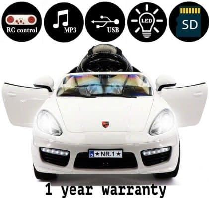 2018 Porsche Electric
