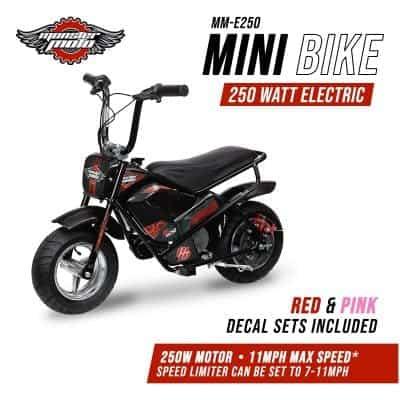 Monster Moto MM-E250-PR Electric Mini Bike