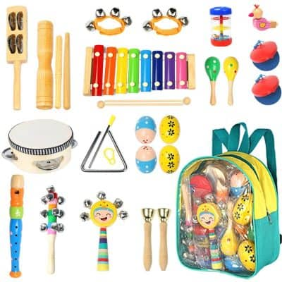 Ehome Toddler Musical Instruments
