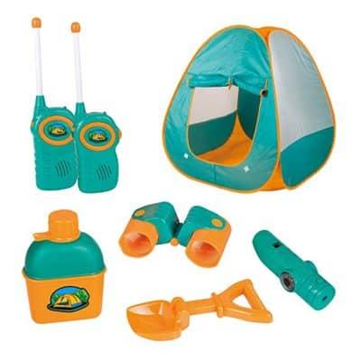 12 Piece Kids Tent Camping Set