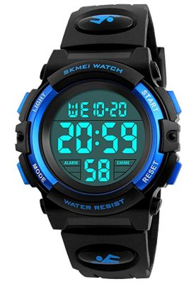 USWAT Digital LED Sport Watch