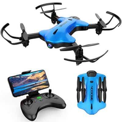 DROCON Ninja Foldable Drone for Kids