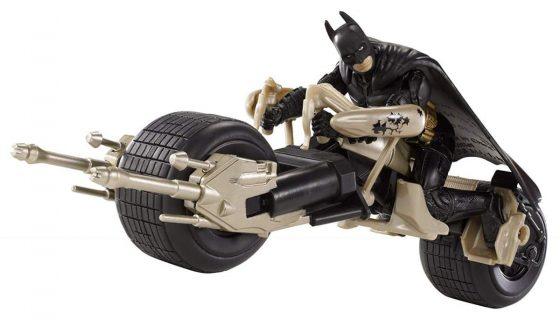 Mattel Batman The Dark Knight Bat-Pod Vehicle