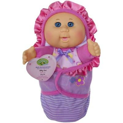 Cabbage Patch Kids Official Newborn Baby Doll Girl