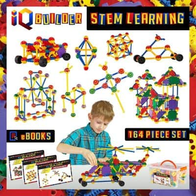 IQ Builder Building Toy Set