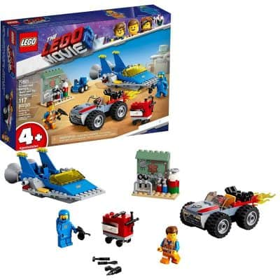 LEGO THE LEGO MOVIE 2 Emmet and Benny's