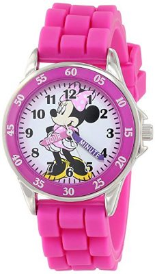 Minnie Mouse Kids' Analog Watch