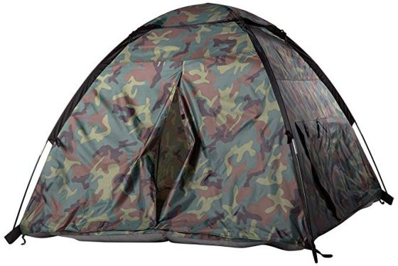 Narmay Play Tent Camouflage Dome Tent