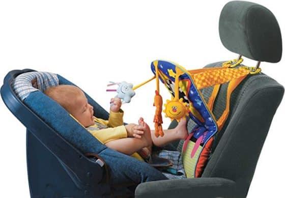Taf Toys Infant Car Seat Toe Time Toy