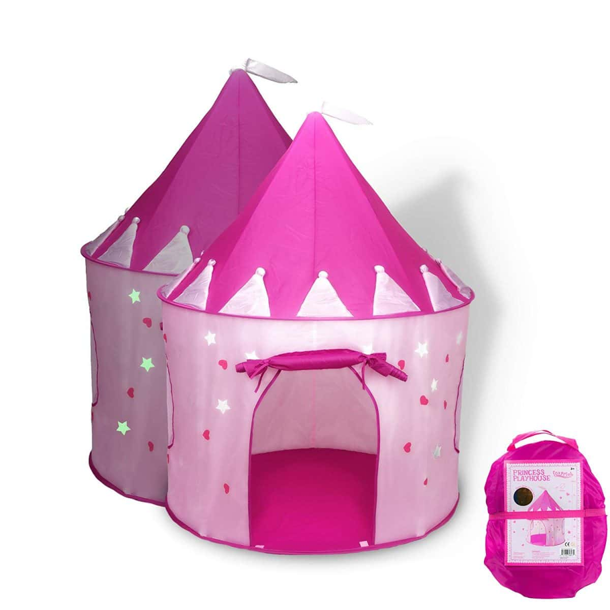 Lovne Kids Play Tent Children Bed Tent Playhouse for Boys Girls Fun Plays Christmas /& Birthday Gifts