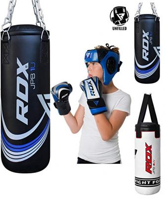 Kids Children Fitness Boxing Punch Bag Punching Bag With Gloves Set Big size
