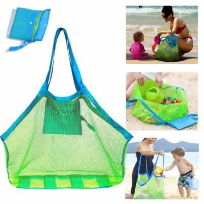 Mesh Beach Bag and Totes Tote Backpack