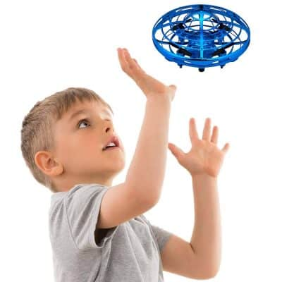 Scoots Hands-Free Mini Drone Helicopter