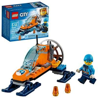 LEGO City Arctic Ice Glider 60190 Building Kit