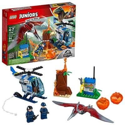 LEGO Juniors/4+ Jurassic World Pteranodon Escape 10756 Building Kit