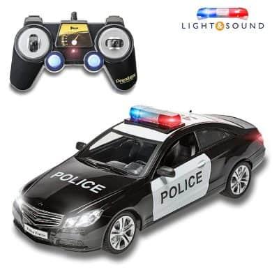 Prextex Pack Police Car