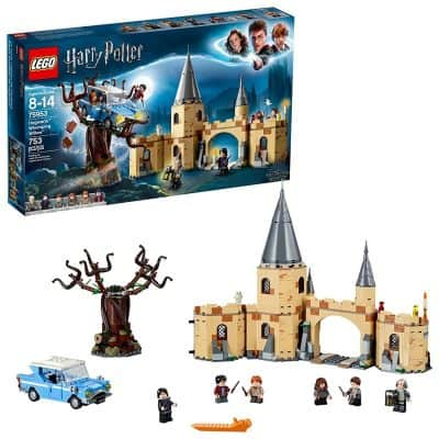 LEGO Harry Potter and The Chamber of Secrets Hogwarts Whomping Willow 75953 Magic Toys Building Kit