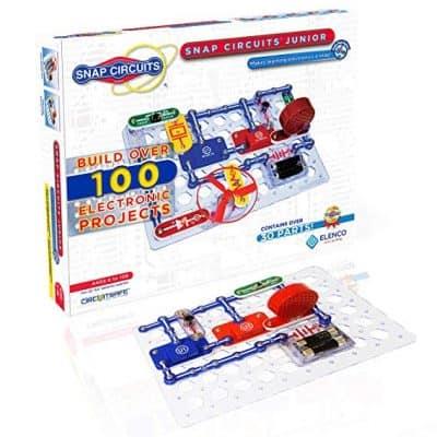 Snaps Circuit Jr. SC 100 Electronics Exploration Kit