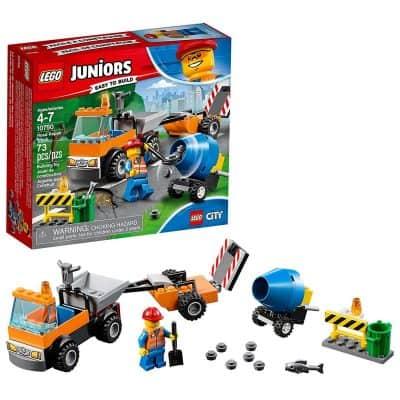 LEGO Juniors/4+ Road Repair Truck 10750 Building Kit