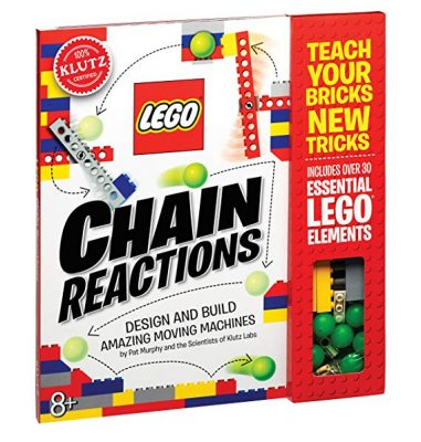 Klutz LEGO Chain Reaction Craft Kit