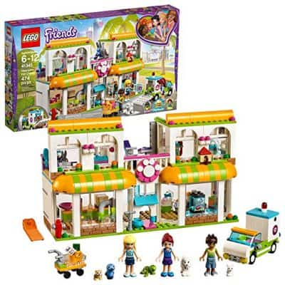 LEGO Friends Heartlake City Pet Center 41345 Building Kit
