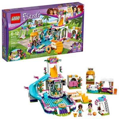 LEGO Friends Heartlake Summer Pool Set