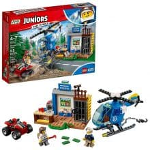 LEGO Juniors/4+ Mountain Police Chase 10751 Building Kit