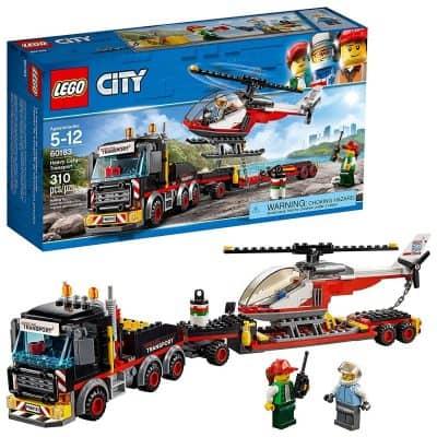 LEGO City Heavy Cargo Transport 60183 Building Kit
