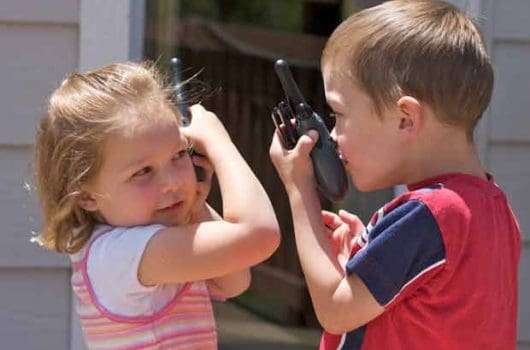 Best Walkie Talkies for Kids 2020