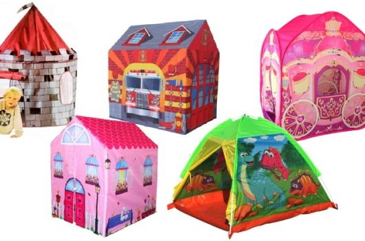 Best Play Tents for Camping in the Garden