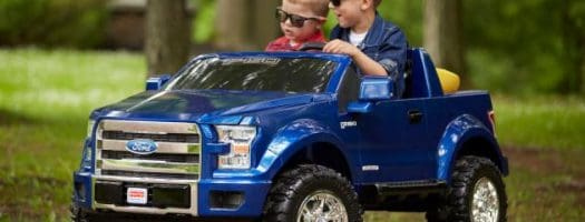 Best Electric Cars for Kids 2020