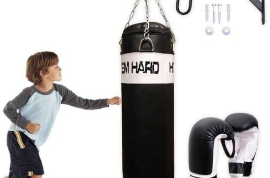 Super Punch Out! Best Punching Bags for Kids