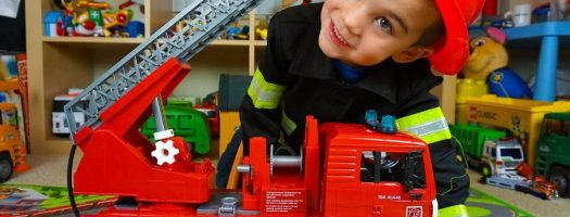 Best Firetruck Toys for Kids & Toddlers 2020