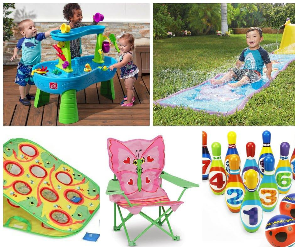 Outdoor Toys For Kids Toddlers 2020